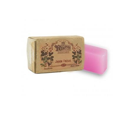 Mi Rebotica jabón facial agua de rosas 100gr