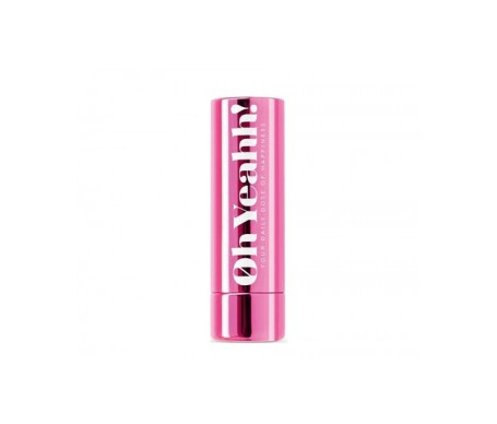 Happy Lips Balm Oh Yeahh Labial Spf15 Color Rosa 4,2g