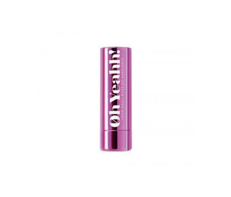 Happy Lips Balm Oh Yeahh Labial Spf15 Color Lila 4,2g