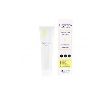 Dhyvana Unique Beauty Gel Exfoliante Miel Y Limon 100 Ml