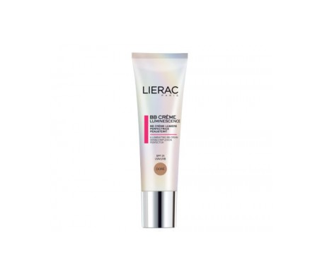 Lierac BB Cream Luminiscense tono sable SPF25+ 30ml