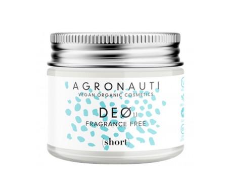 Agronauti Deø  Desodorante natural sin perfumes  50g