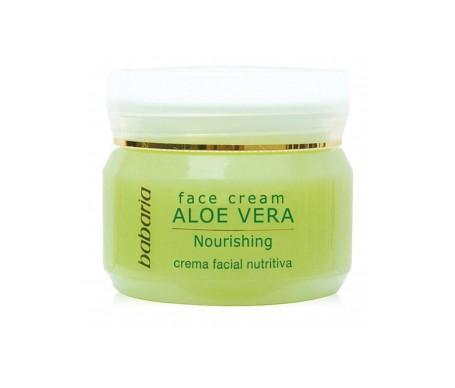 Babaria Crema Facial Hidratante 24h Aloe Vera 50ml