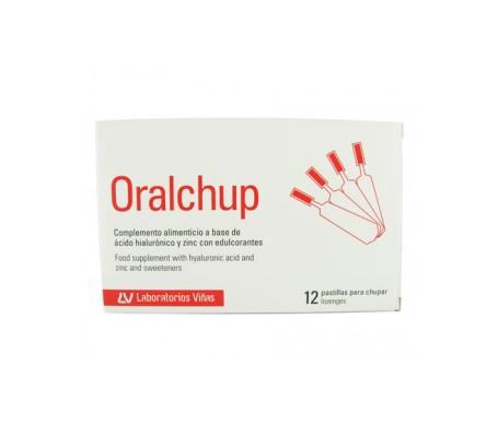 Oralchup Pastillas para chupar 12 pastillas
