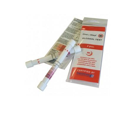 One Step Test & Drive Pruebas De Alcoholemia Desechable  2 Tests