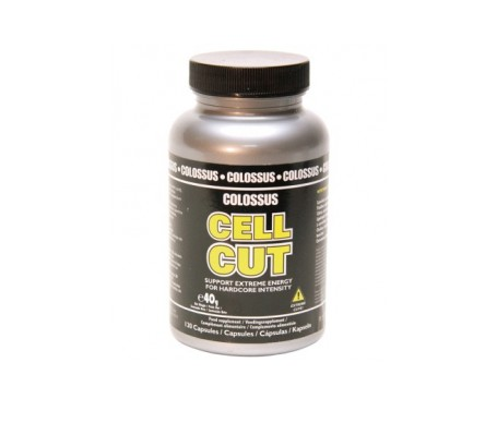 Colossus CELL-CUT Co14 120 cápsulas