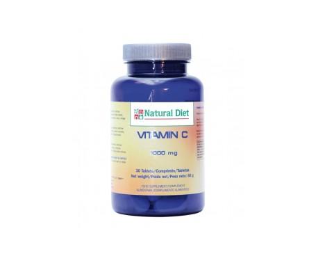 Natural Diet Vitamin C Nd177 30 Comp