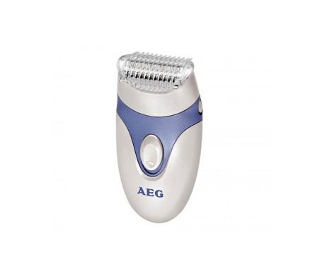AEG LS 5652 Afeitadora femenina color azul