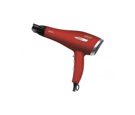 AEG HT 5580 Asciugacapelli professionale rosso 2300 W