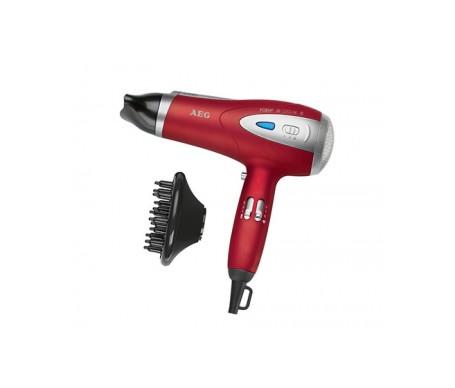 AEG HT 5584 Asciugacapelli professionale rosso 2200 W