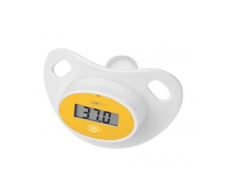 Clatronic® FT3618 Chupete con termómetro digital