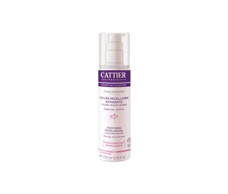 Cattier Gel Micelar Calmante 200ml