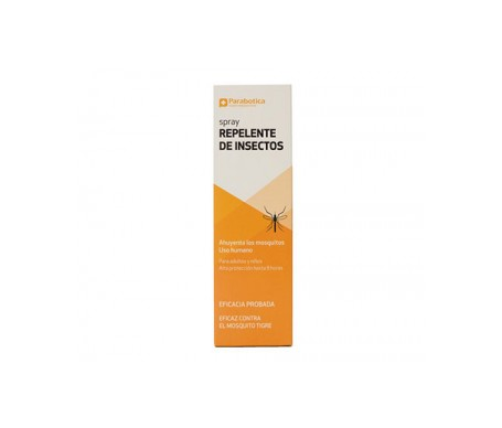 Parabotica Repelente de insectos en spray 125ml