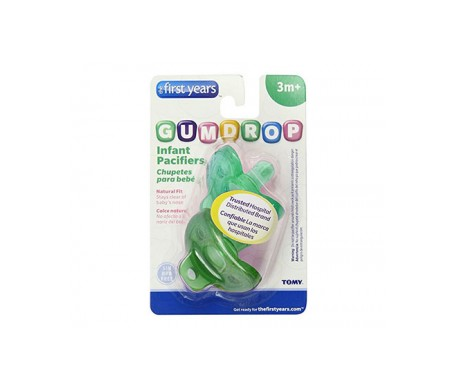 Natus Medical Chupete Gum Drop Verde