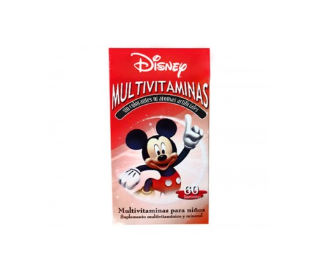 Disney Multivitamines Disney 60 Jellybeans Disney Jellybeans