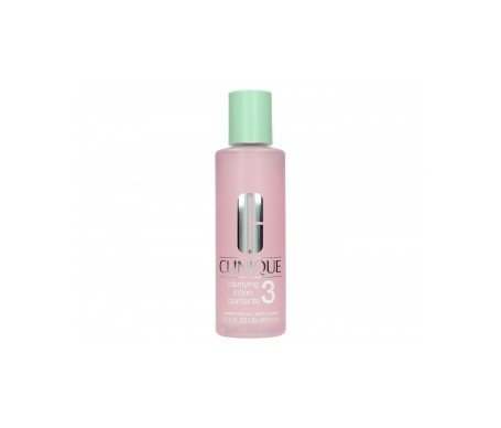 Clinique Lotion 3 Clarifiante 400ml