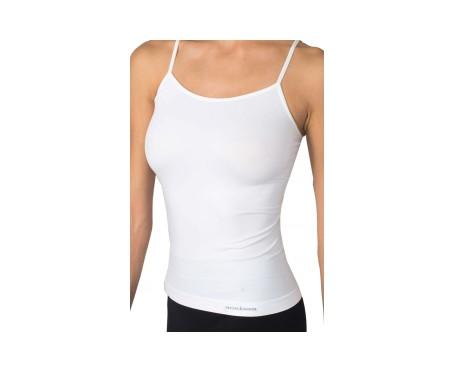 Anaissa Camiseta Tirantes Blanco L 2uds