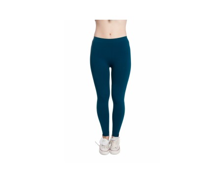 Anaissa Legging Basic Push Up  Azul S