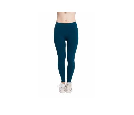 Anaissa Legging Basic Push Up Azul L