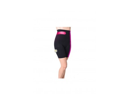 Anaissa Shorty  Adelgazante  Up  Negro L/xl