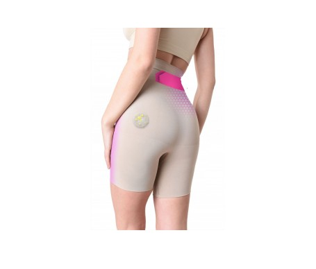 Anaissa Shorty  Adelgazante  Up  Beige L/xl