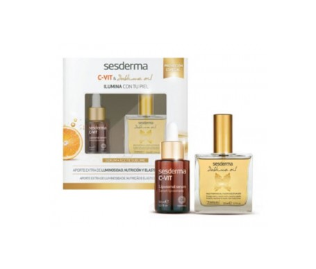 Sesderma Pack C-Vit Liposomal sérum 30ml + Regalo: Aceite sublime 50ml