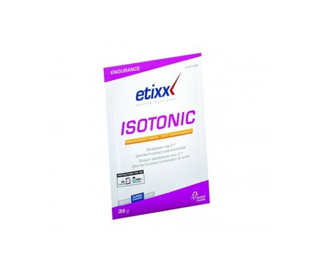 Etixx Isotonic Orange/mango 1unitat