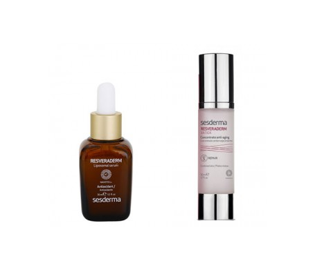 Sesderma Pack Resveraderm sérum antioxidante 30ml+crema antioxidante 50ml