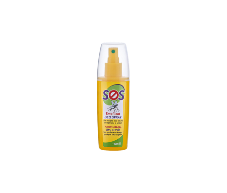 Sos Deo Spray Calmante Picaduras De Insectos 100 Ml