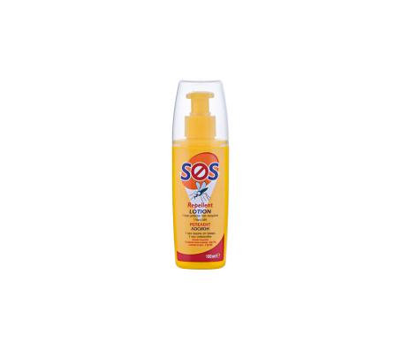 Sos Loción Repelente Antimosquitos Y Otros Insectos Spray 100 M