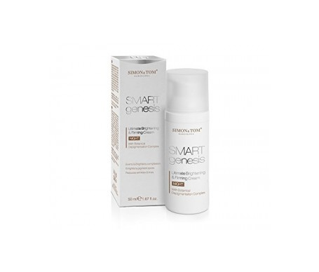 Simon & Tom™  Smart Genesis  Crema de noche reafirmante 50ml