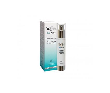 Yoffee Akne Behandlung mit ́Salicylsäure und Vulkankohlenstoff 30ml