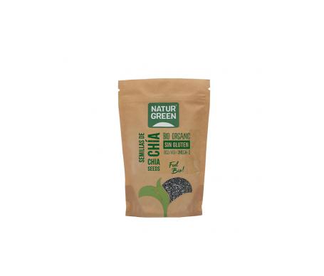 Naturgreen Semillas De Chia Ecológico 250g