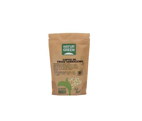 Naturgreen Copos de Trigo Sarraceno Ecológicos 250 g