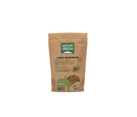 Naturgreen Semillas De Lino Marrón 250g