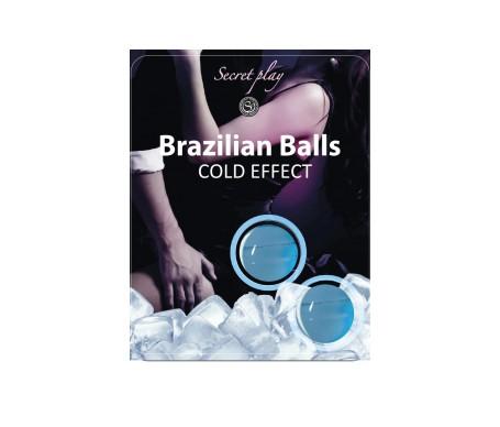 Secret Play Brazilian Balls Efecto Frio 8g