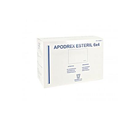 Apodrex Apósito Estéril 6x4 Cm 6uds