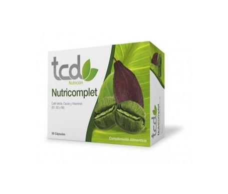 Tcd Nutricomplet 30 Cáps