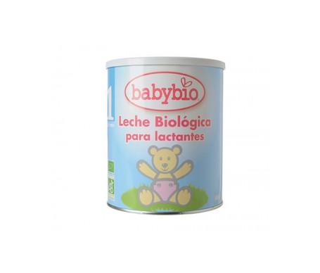 Babybio leche de inicio 1 (0-6 Meses) BIO 900g