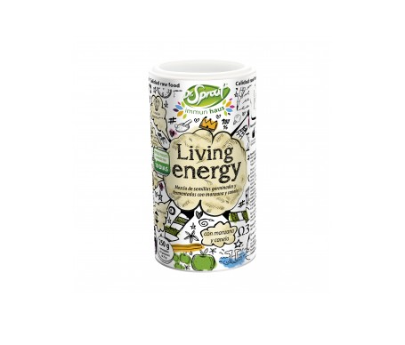 Dr. Sprout Living Energy-i Like It BIO 250g