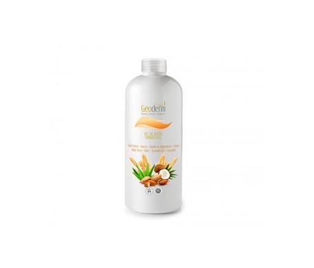 Geoderm Gel Ducha Ecológico Con Aloe, Avena, Aceite Almendras Y Coco 500ml