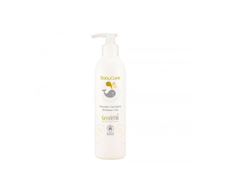 Shampoo Geodermico Ecologico & Gel Bagno 250ml