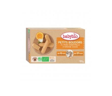 Babybio Galletas Ecológicas De Dentición 120g
