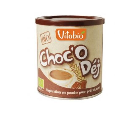 Vitabio Preparado Ecológico De Chocolate En Polvo Instantáneo