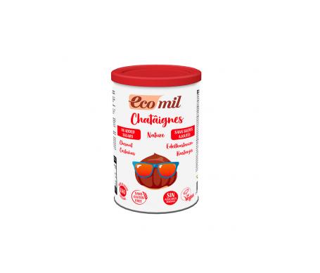 Ecomil Bebida Ecológica De Castaña Instantánea 400g