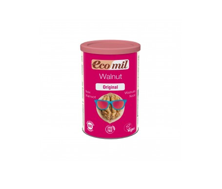Ecomil Bebida Ecológica De Nuez Instantánea 400g
