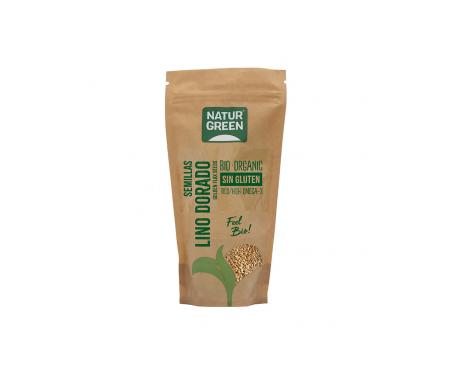 Naturgreen lino dorado ecológico 500g