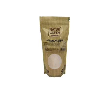 Naturgreen Azúcar Ecológico De Caña (golden Light)  500 G