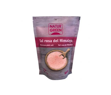 Naturgreen Sal Rosa Del Himalaya Fina 500g