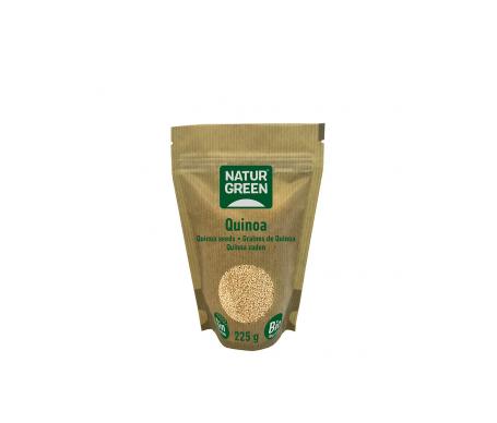 Naturgreen Quinoa Ecológica En Grano 225 G
